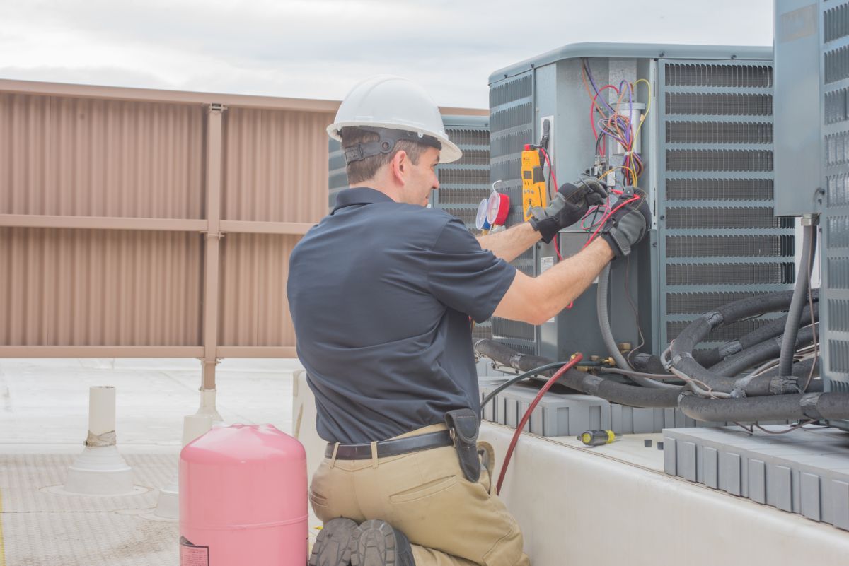 Air Conditioning & Heating Contractor in Haslet TX (19)